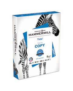 HAM162008 TIDAL PRINT PAPER, 92 BRIGHT, 20LB, 8.5 X 11, WHITE, 500 SHEETS/REAM, 10 REAMS/CARTON