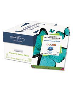 HAM104620 PREMIUM LASER PRINT PAPER, 98 BRIGHT, 24LB, 11 X 17, WHITE, 500/REAM