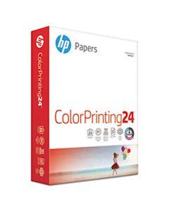 HEW202000 COLORPRINTING24 PAPER, 97 BRIGHT, 24LB, 8.5 X 11, WHITE, 500/REAM