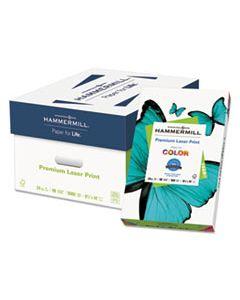 HAM104612 PREMIUM LASER PRINT PAPER, 98 BRIGHT, 24LB, 8.5 X 14, WHITE, 500/REAM