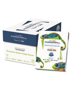 HAM122549 PREMIUM COLOR COPY COVER, 100 BRIGHT, 60LB, 8.5 X 11, 250/PACK