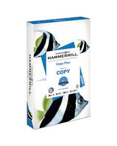 HAM105015 COPY PLUS PRINT PAPER, 92 BRIGHT, 20LB, 8.5 X 14, WHITE, 500/REAM