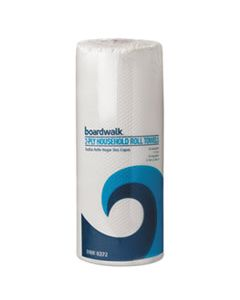 BWK6272 HOUSEHOLD PERFORATED PAPER TOWEL ROLLS, 2-PLY, 11 X 9, WHITE, 85 SHEETS/ROLL, 30 ROLLS/CARTON
