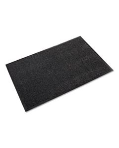 CWNDS0035CH DUST-STAR MICROFIBER WIPER MAT, 36 X 60, CHARCOAL