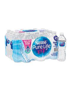 NLE101264 PURE LIFE PURIFIED WATER, 0.5 LITER BOTTLES, 24/CARTON, 78 CARTONS/PALLET