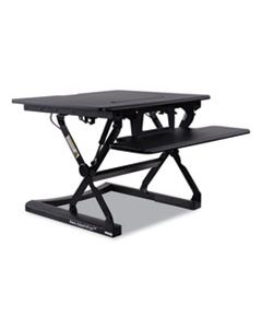 ALEAEWR1B ADAPTIVERGO SIT-STAND LIFTING WORKSTATION, 26.75W X 31D X 19.63H, BLACK