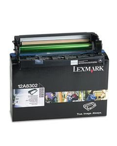 LEX12A8302 12A8302 PHOTOCONDUCTOR KIT, 30000 PAGE-YIELD, BLACK