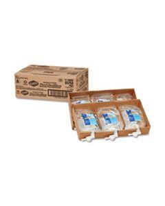 CLO01753CT HAND SANITIZER PUSH BUTTON DISPENSER REFILL, 1 L BAG, 6/CARTON