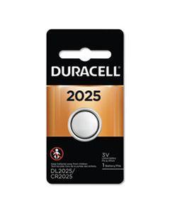 DURDL2025BPK LITHIUM COIN BATTERY, 2025