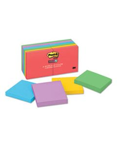 MMM65412SSAN PADS IN MARRAKESH COLORS, 3 X 3, 90-SHEET, 12/PACK