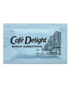 OFX11103 BLUE SWEETENER PACKETS, 0.08 G PACKET, 2000 PACKETS/BOX