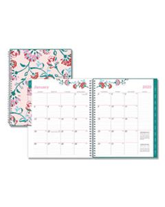 BLS101617 BREAST CANCER AWARENESS WEEKLY/MONTHLY PLANNER, 11 X 8 1/2, 2020
