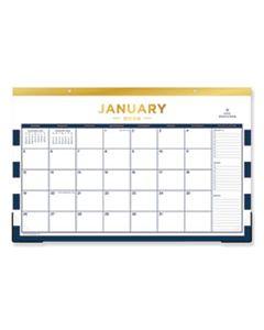 BLS103628 DAY DESIGNER DESK PAD CALENDAR, 17 X 11, 2020