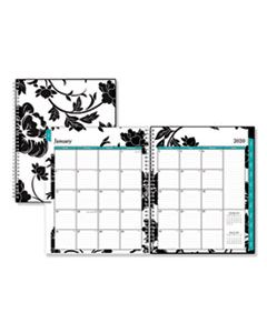 BLS100001 BARCELONA CYO WEEKLY/MONTHLY PLANNER, 11 X 8 1/2, 2020