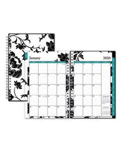 BLS100003 BARCELONA CYO WEEKLY/MONTHLY PLANNER, 8 X 5, 2020