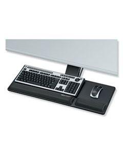 FEL8017801 DESIGNER SUITES COMPACT KEYBOARD TRAY, 19W X 9.5D, BLACK