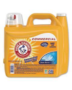 CDC3320000556 DUAL HE CLEAN-BURST LIQUID LAUNDRY DETERGENT, 213 OZ BOTTLE