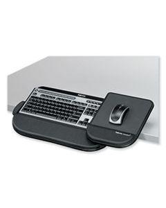 FEL8060201 TILT 'N SLIDE KEYBOARD MANAGER WITH COMFORT GLIDE, 19.5W X 11.5D, BLACK