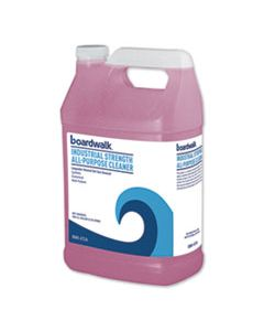 BWK4724 INDUSTRIAL STRENGTH ALL-PURPOSE CLEANER, UNSCENTED, 1 GAL BOTTLE, 4/CARTON