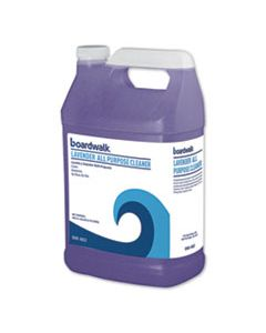 BWK4802 ALL PURPOSE CLEANER, LAVENDER SCENT, 1 GAL BOTTLE, 4/CARTON