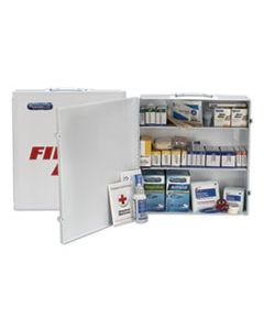 ACM50000 INDUSTRIAL FIRST AID KIT FOR 100 PEOPLE, 694 PIECES/KIT