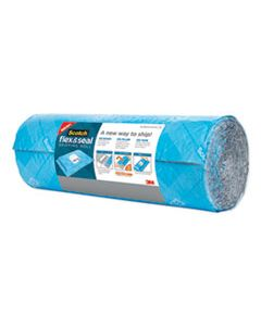 "MMMFS1520 FLEX AND SEAL SHIPPING ROLL, 15"" X 20 FT, BLUE/GRAY"