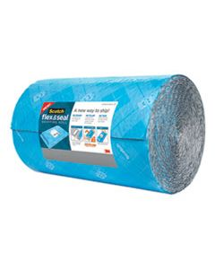 """MMMFS1550 FLEX AND SEAL SHIPPING ROLL, 15"""" X 50 FT, BLUE/GRAY"""