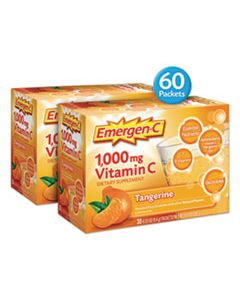 ALA139051 IMMUNE DEFENSE DRINK MIX, TANGERINE, 0.32 OZ PACKET, 60/PACK