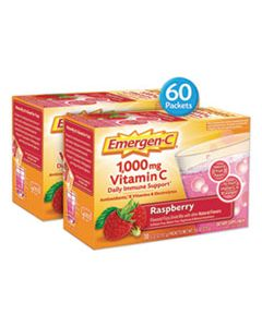 ALA139052 IMMUNE DEFENSE DRINK MIX, RASPBERRY, 0.32 OZ PACKET, 60/PACK