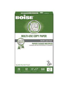 CASOX9007 X-9 MULTI-USE COPY PAPER, 92 BRIGHT, 20LB, 11 X 17, WHITE, 500 SHEETS/REAM, 5 REAMS/CARTON