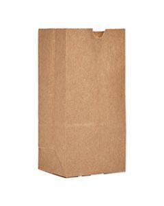 "BAGGK1 GROCERY PAPER BAGS, 30 LBS CAPACITY, #1, 3.5""W X 2.38""D X 6.88""H, KRAFT, 8,000 BAGS"