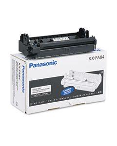 PANKXFA84 KX-FA84 DRUM UNIT, 10000 PAGE-YIELD, BLACK