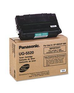 PANUG5520 UG5520 TONER, 12000 PAGE-YIELD, BLACK