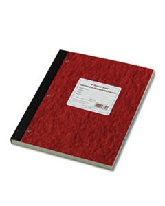 RED43649 DUPLICATE LABORATORY NOTEBOOKS, QUADRILLE, 11 X 9 1/4, ASSORTED, 200 SHEETS