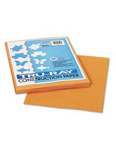 PAC103023 TRU-RAY CONSTRUCTION PAPER, 76LB, 9 X 12, TAN, 50/PACK