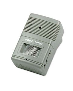 TCO15300 VISITOR ARRIVAL/DEPARTURE CHIME, BATTERY OPERATED, 2.75W X 2D X 4.25H, GRAY