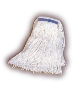 ACS-M8124WB ACS WET MOP 24oz 4PLY RAYON WIDE BAND, EA
