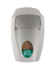 AD-A8799F DISP SOAP GRY TIDYCLEAN 1000ML WALL MNT PUSH DISP 6/cs