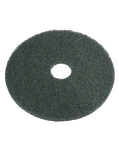 "AO-400316 FLOOR PAD 16"" GREEN SCRUB 5cs"