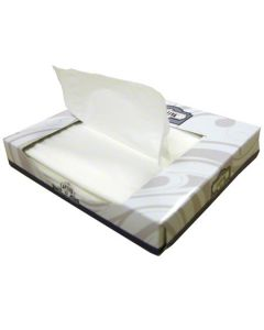 CD-10344 TISSUE FACIAL SANI-PUFF 2PLY 5X8 CAPTIVA 200/40CT