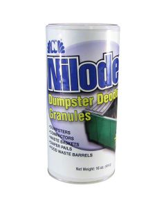 NL-16ND DEODOR DUMPSTER GRANULES 6/16 NILODEW