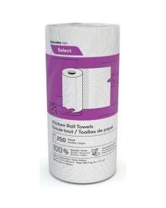 CT-K250 TOWEL KITCHEN PERF 2PLY 250SH 11X8.8 SELECT 12/CS