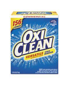 CDC5703700069 OXI CLEAN VERSATILE STAIN REMOVER, REGULAR SCENT, 7.22LB BOX EA