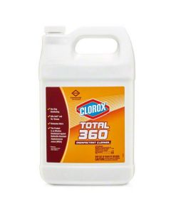 CP-31650EA CLOROX TOTAL 360 DISINFECTANT CLEANER 128oz EA