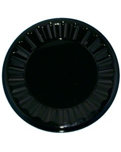 "DF-CP12 TRAY PLAS BLK 12"" CATER 50/CS USE DOME DCS919"