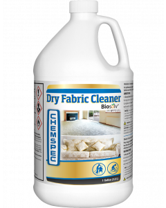 CHEMSPEC DRY FABRIC CLEANER 4X1 GAL CASE