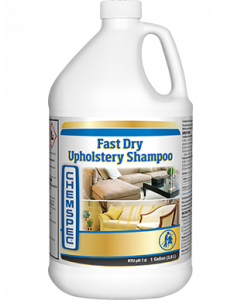 CHEMSPEC FAST DRY UPHOLSTERY SHAMPOO 4X1 GAL CASE