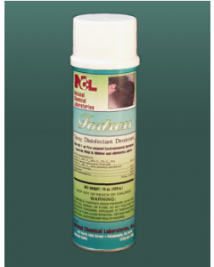 NCL-2004 FORTRESS SPRAY DISINFECT. 20oz, 12/CS
