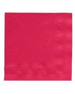 HM-610-D11 NAP BEV RED 2PLY 9.5X9.5 FLD 4.75X4.75 4/250