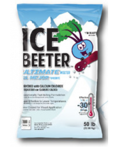 KIS-8318675 KISSNER ICE BEETER ULTIMATE ICE MELT 50# BAG EA